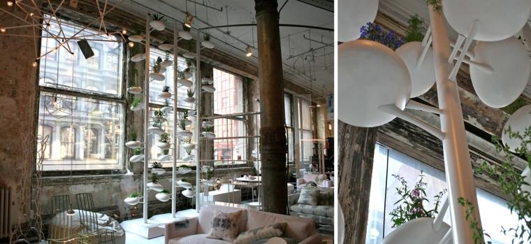 ABC Carpet & Home en Gramercy en la semana de diseño Nueva York diseñado por Danielle Trofe