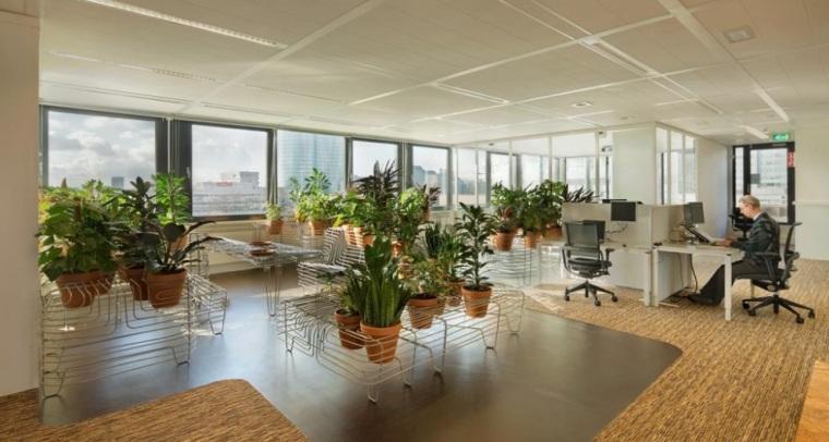 Oficinas fiscales de Utrecht diseñadas por Van Eijk y Van der Lubbe