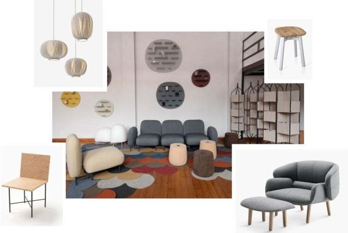 Diseños de Oki Sato